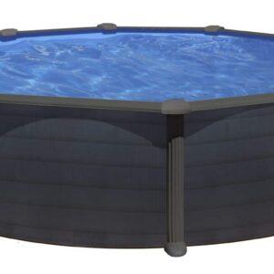 GRE Kea basen stalowy